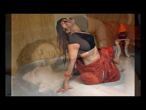 Big boob cleavage of Tamil actress