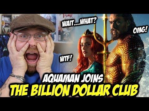 Xxx Mp4 Aquaman Joins Billion Dollar Club Wait What 3gp Sex