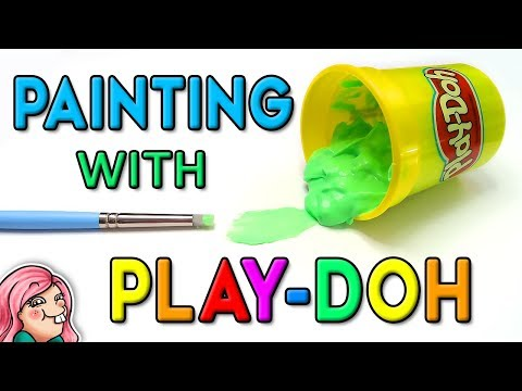 Xxx Mp4 Painting With PLAY DOH 3gp Sex