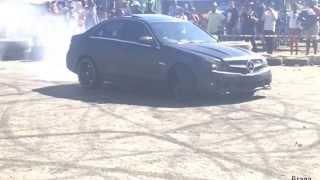 Mercedes Benz AMG C63 Spin (Potchefstroom)