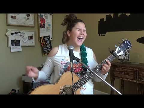 Cry Pretty - Carrie Underwood - Intimate Cover by 13-Year-Old Ava Paige