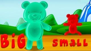 Opposites Words Nursery Rhymes Songs For Childrens Videos For Kids