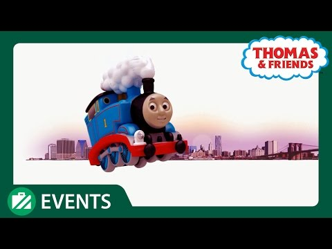 Thomas is Heading for the Macy's Thanksgiving Day Parade Thomas & Friends