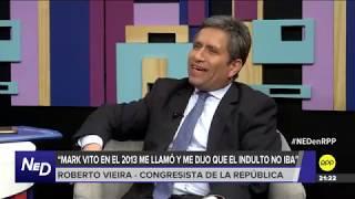 #NEDenRPP: Roberto Vieira y Carlos Rivera analizan la anulación del indulto a Alberto Fujimori