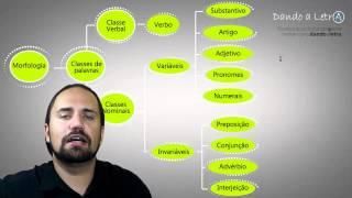 Português para Concursos - Aula 1 - Parte 1 - Morfologia