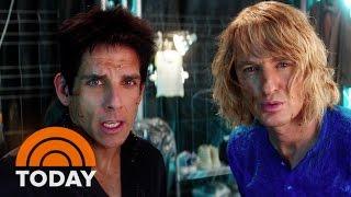 Blue Steel Is Back! 'Zoolander 2' Full Trailer | TODAY