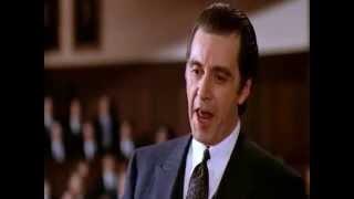 Scent of a Woman Al Pacino Speech