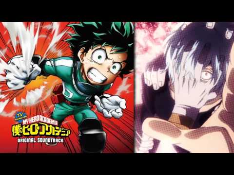 Boku No Hero Academia [Original Soundtrack] -