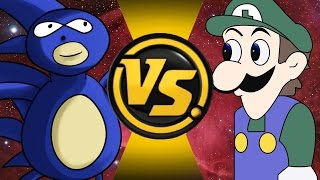 Sanic vs Weegee (MLG & YouTube Poop Saga): Cartoon Fight Club Quadrilogy