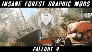 MOST INSANE FALLOUT 4 GRAPHICS YOU CAN GET | Ultra High Photoreal ENB | Nvidia GTX 1080