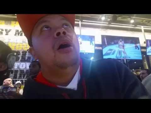 Craziest crowd reaction to Ronda Rousey fight