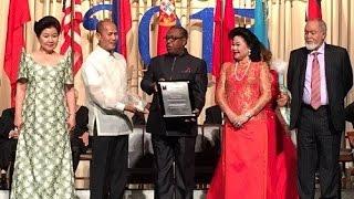 Shykh Seraj wins Gusi Peace Prize 2015