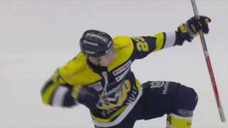The Draft Analyst: Lias Andersson Highlights 2017 NHL Draft