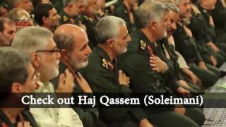 Song for Rafsanjani in the Presence of His Excellency Khamenei - funny movie