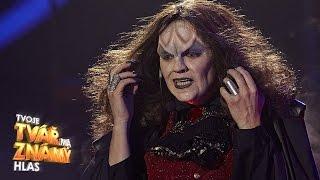 Marta Jandová jako Meat Loaf -