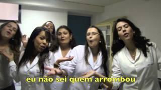 Clipe para Formatura Medicina Unirio 2007.1 - 2012.2