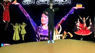 دانلود کامل اموزش رقص های  اذری کامل