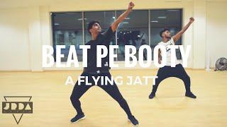 Beat Pe Booty - A Flying Jatt | DANCE COVER | Tiger S, Jacqueline F | @JeyaRaveendran Choreography
