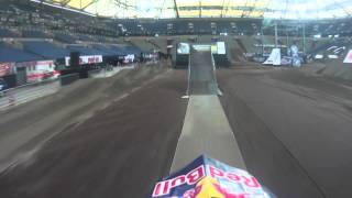 Track Preview FIM Freestyle of Nations 2014