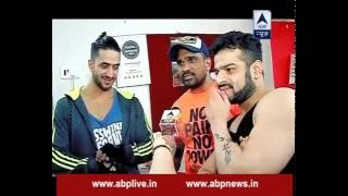 Karan Patel and Aly Goni are fitness freaks