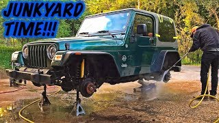 Whats Next For The Stolen Recovery Jeep?!