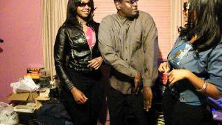 Ed Johnson Saxman & his Hot Girls.AVI