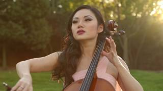 Prelude from Bach's Cello Suite No. 1 - Tina Guo