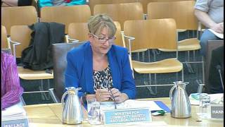 Justice Committee - Scottish Parliament: 27th September 2016