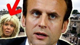 فضائح ستصدمك عن إيمانويل ماكرون الرئيس الفرنسي الذي تزوج معلمته وهي تكبره 25 سنة