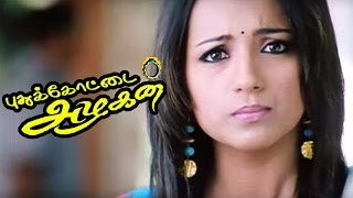 Pudukkottai Azhagan Tamil Movie scenes   Climax   Nagarjuna reveals the past to Trisha   Nagarjuna