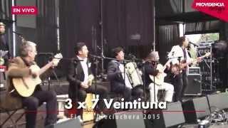 Fiesta Dieciochera 2015 - 3 x 7 veintiuna (Completo & HD)