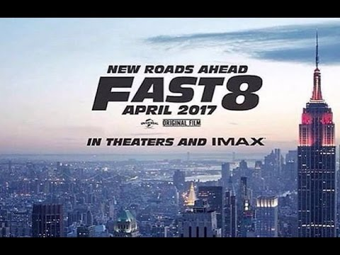 Fast and Furious 8 Official Trailer /2017/ hd