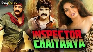Inspector Chaitanya | New Hindi Dubbed Movie | Nagarjuna | Ashwini