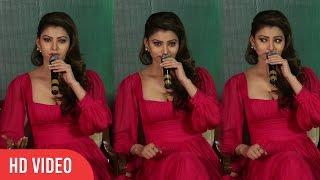 Urvashi Rautela Crying | Get's Emotional | Great Grand Masti Movie Leaked Press Conference