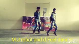 Hello gays... hath ma chhe whisky dance bay   me and may friend   best of luck academy botad