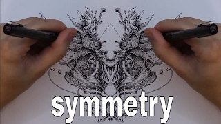 Perfect Mirror Drawing