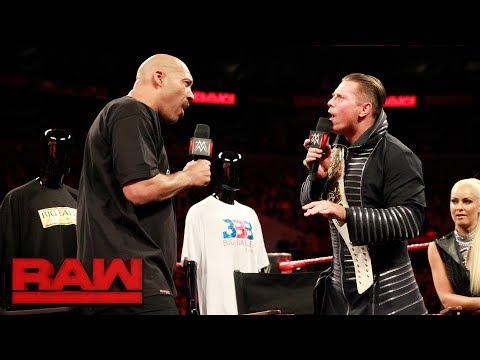 """LaVar Ball takes over """"Miz TV"""": Raw, June 26, 2017"""