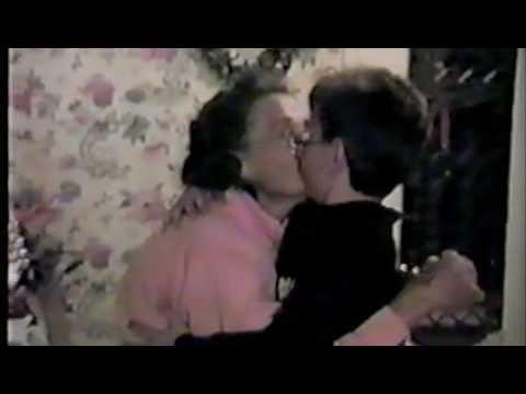 Brian Kissing Grandma