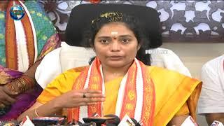 V Koteswaramma takes charge as New Durga temple EO | Overseas News