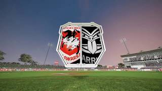 Rugby League Live 4 - Warriors Career ep.6 (Round 4)