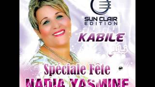 Nadia Yasmine live féte KABYLE