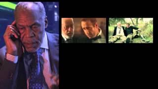 THE NINJA IMMOVABLE HEART   DANNY GLOVER PROMO SCENE