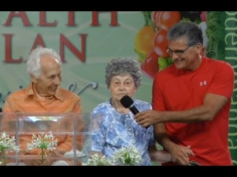 CHARLOTTE GERSON AND 106 YEAR OLD SPEAK ON HEALTHY LIVING