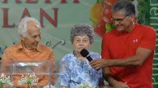 CHARLOTTE GERSON AND 106-YEAR-OLD SPEAK ON HEALTHY LIVING