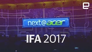 Acer IFA 2017 Press Conference in Under 6 Minutes