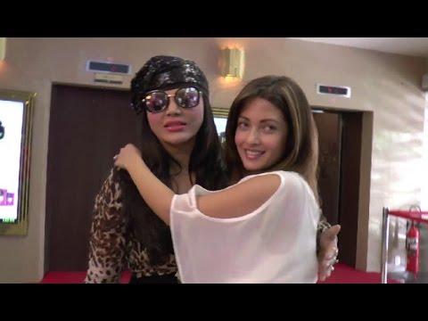 Xxx Mp4 Riya Sen And Rakhi Sawant At Dark Chocolate Movie Special Screening 3gp Sex