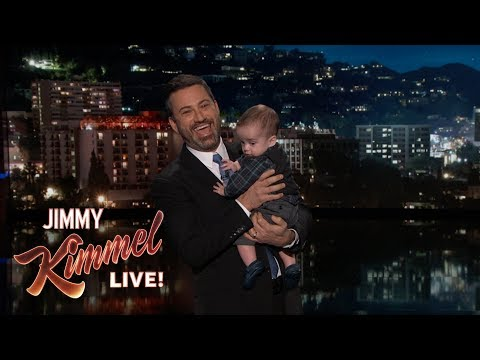 Xxx Mp4 Jimmy Kimmel Returns With Baby Billy After Heart Surgery 3gp Sex