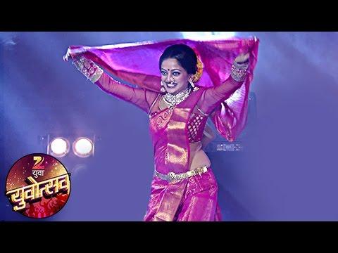 Xxx Mp4 Manasi Naik Rutuja Shinde HOT Dance Performance At Zee Yuvotsav 2016 3gp Sex
