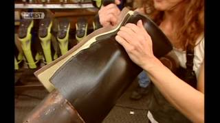 HOW IT'S MADE - Firefighters Boots (UK Version)