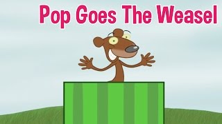 Pop Goes The Weasel Nursery Rhyme by Oxbridge Baby